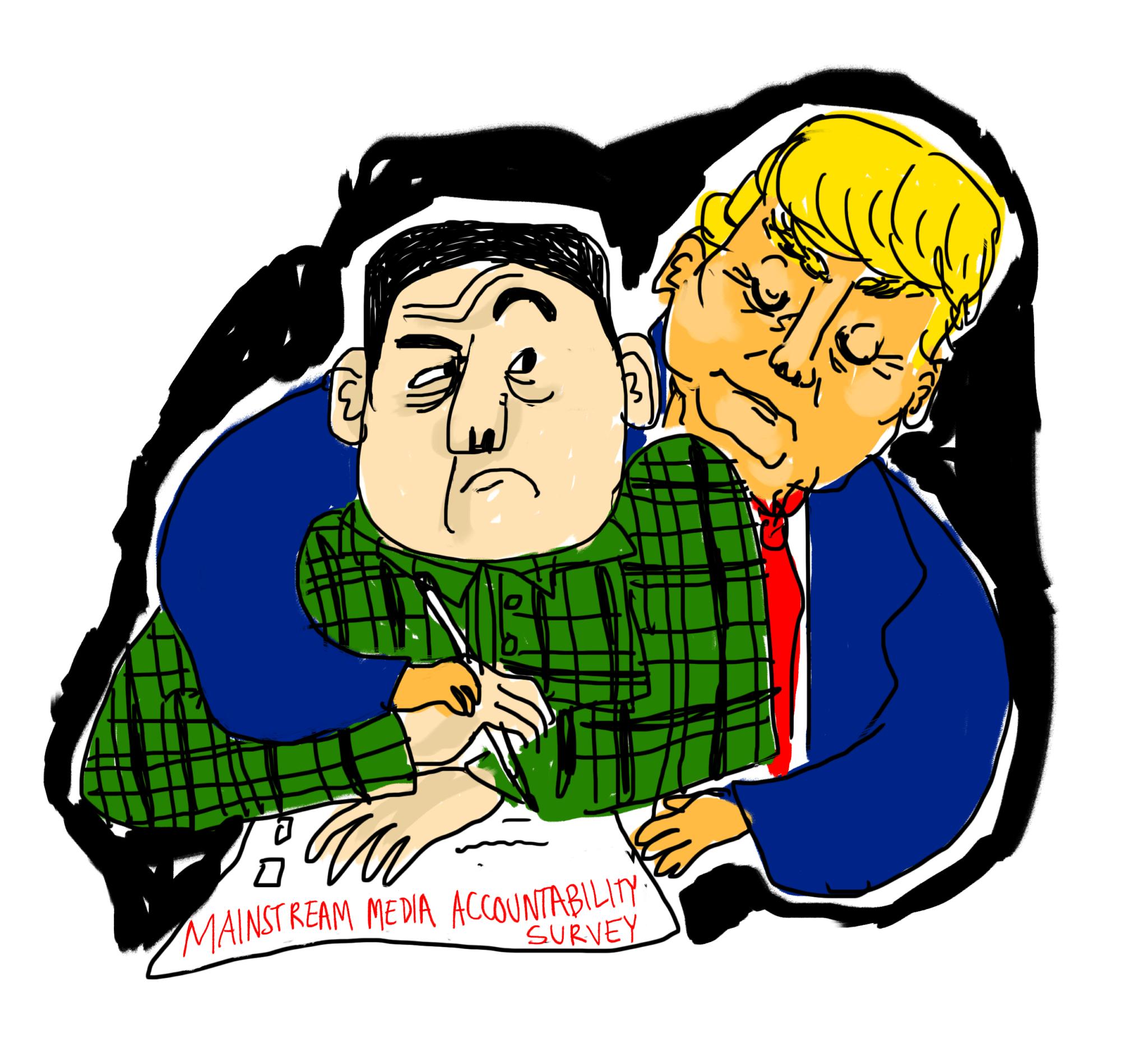 Trump Clipart.