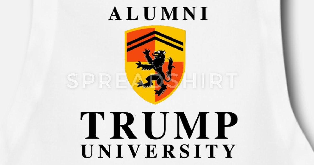 Trump University Alumni Apron.