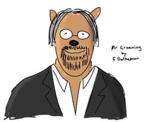 The Simpsons\' Matt Groening: \'President Trump? It\'s beyond.