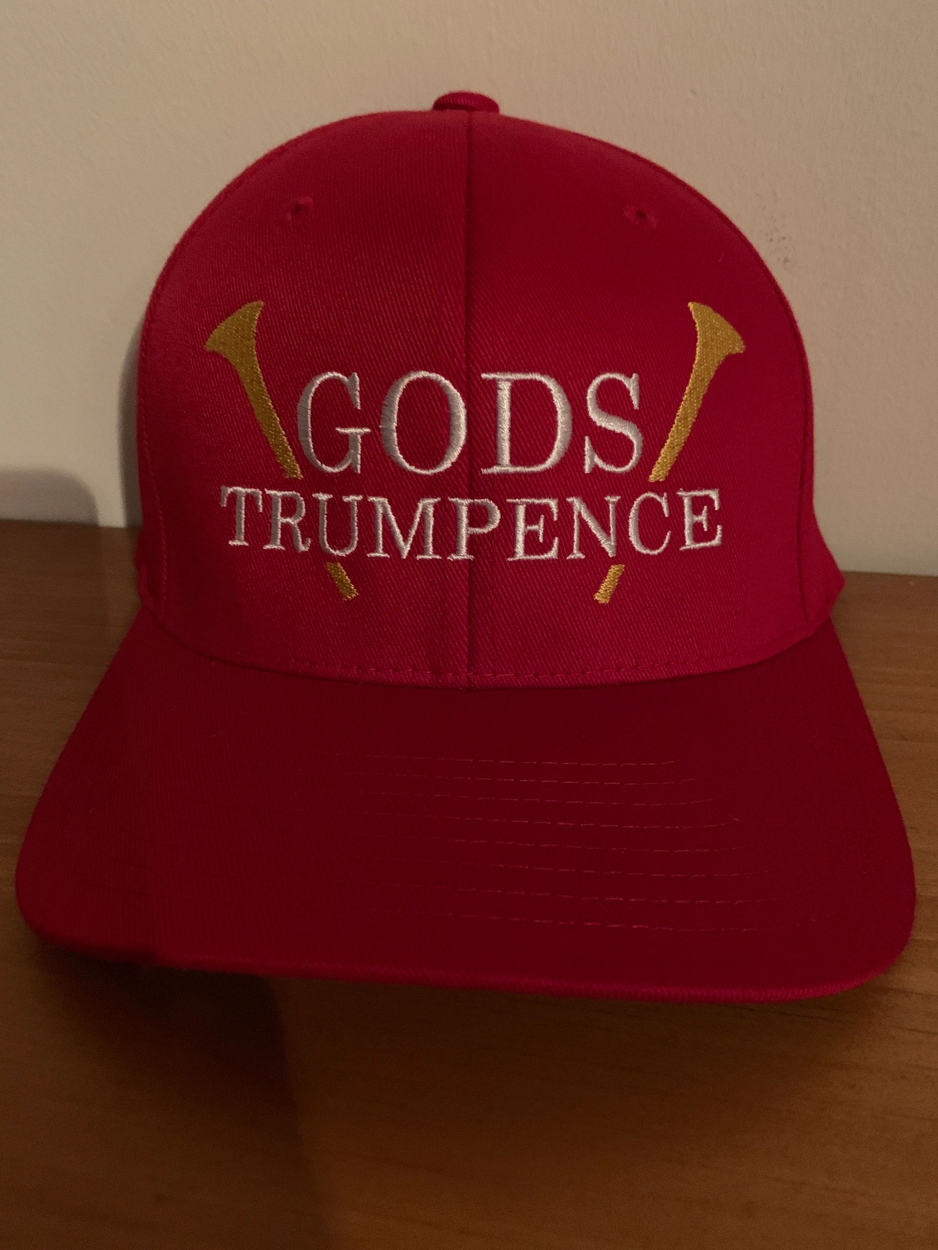 God\'s Trumpence.