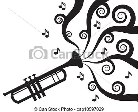 Trumpet Illustrations and Clip Art. 9,017 Trumpet royalty free.