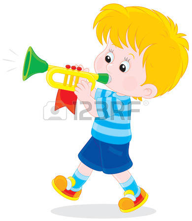1,759 Playing A Trumpet Stock Illustrations, Cliparts And Royalty.