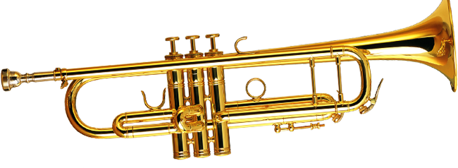 Trumpet PNG images free download, Saxophone PNG.