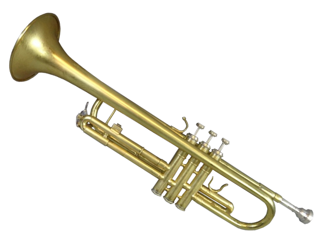 Trumpet PNG Transparent Images.