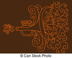 Trumpet shaped Illustrations and Clip Art. 1,260 Trumpet shaped.