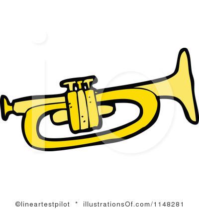 Trumpet images clip art.