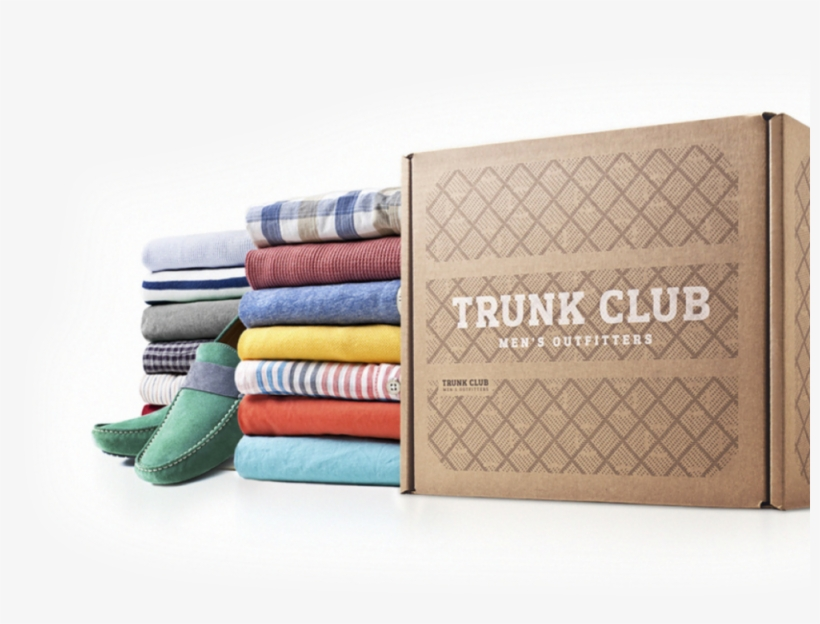 Trunk Club PNG Image.