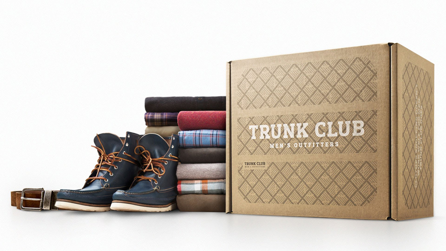 Trunk Club Takes the Hassle Out of Men\'s Fashion.