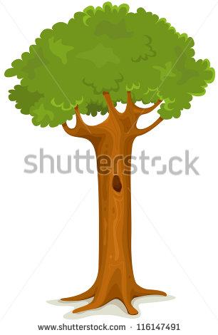 Hollow Tree Trunk Stock Photos, Royalty.