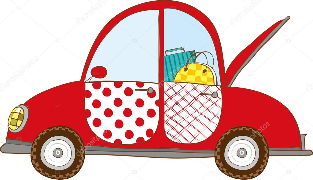 Car trunk clipart 4 » Clipart Station.