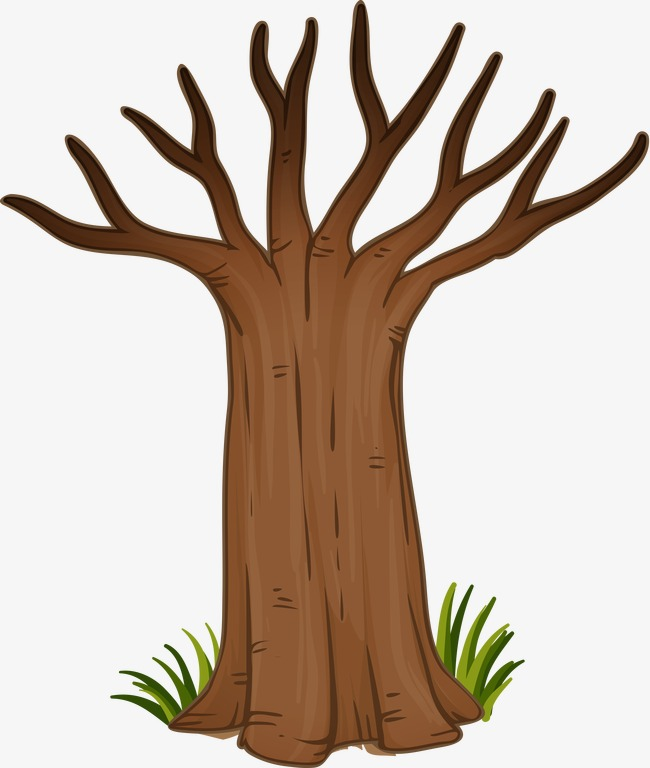 Trunk of a tree clipart 4 » Clipart Station.