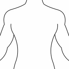 Body clipart chest, Body chest Transparent FREE for download.