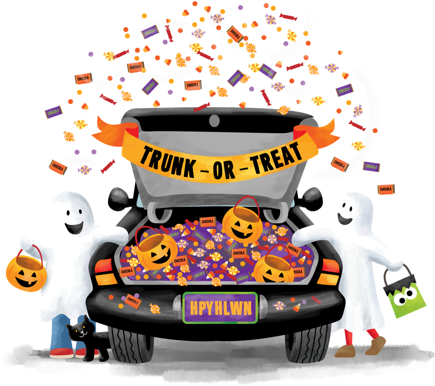 Family Friendly Trunk Or Treat Event During The Event.