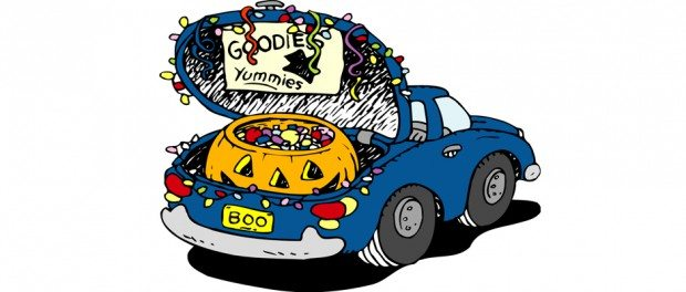 """Samaritan and St. Mary\'s Hospitals to Offer """"Trunk or Treat."""
