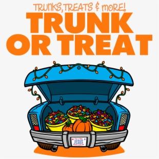 Trunk Or Treat Logo.
