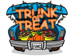 Free trunk or treat clipart halloween arts.