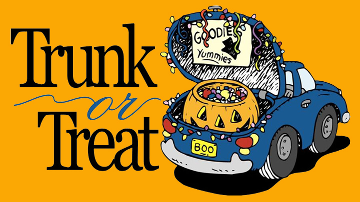 33+ Trunk Or Treat Clipart.