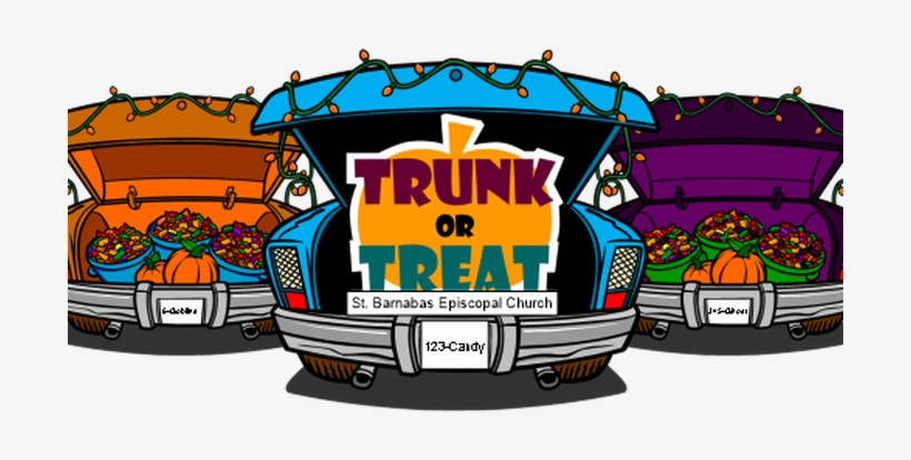2017 Trunk Or Treat.