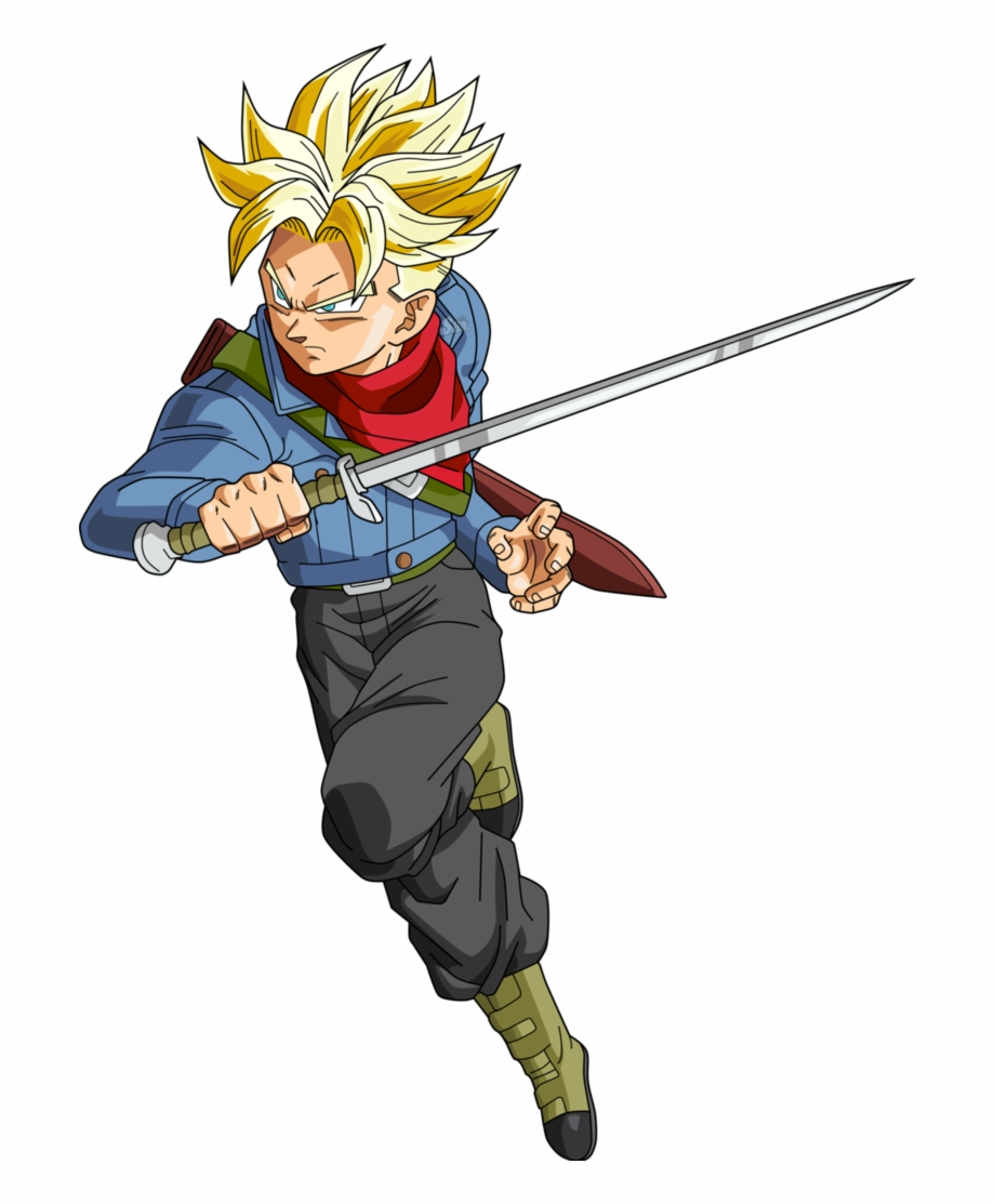 Trunks Png.