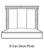 Truss Clipart Vector and Illustration. 300 Truss clip art vector.