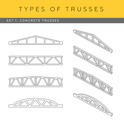 Trusses Clip Art, Vector Images & Illustrations.