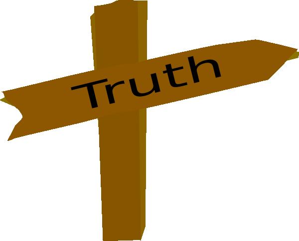 Truth Clip Art at Clker.com.