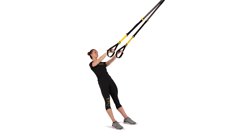 A TRX Bodyweight Workout for Beginners.