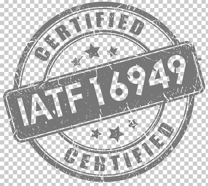 International Automotive Task Force ISO/TS 16949 Logo Emblem.