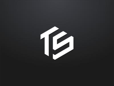 Ts Monogram by Meizzaluna Design on Dribbble.