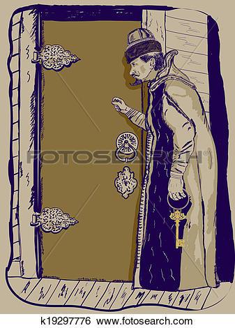 Stock Illustration of Russian tsar k19297776.