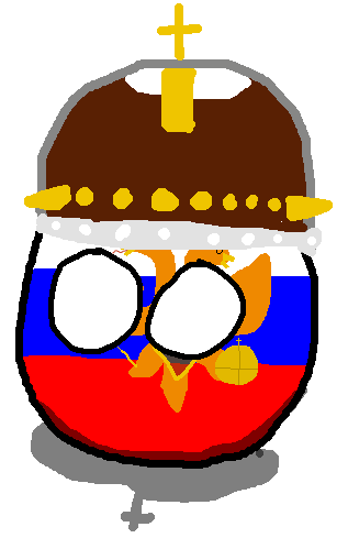 Tsardom of Russiaball.