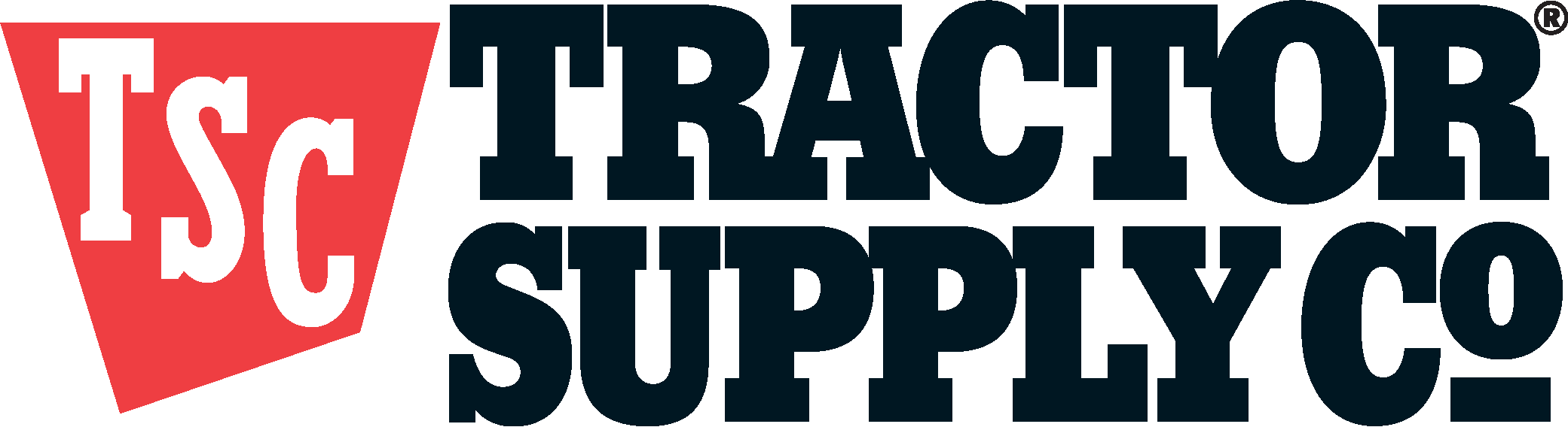 Tractor Supply Logo.