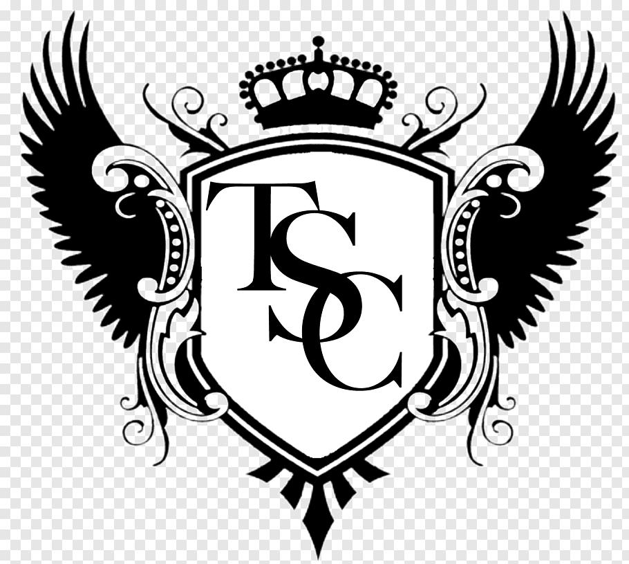 TSC logo, Crest Coat of arms Escutcheon, royal shield free.