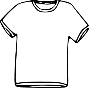 Free Shirt Black And White Clipart, Download Free Clip Art.