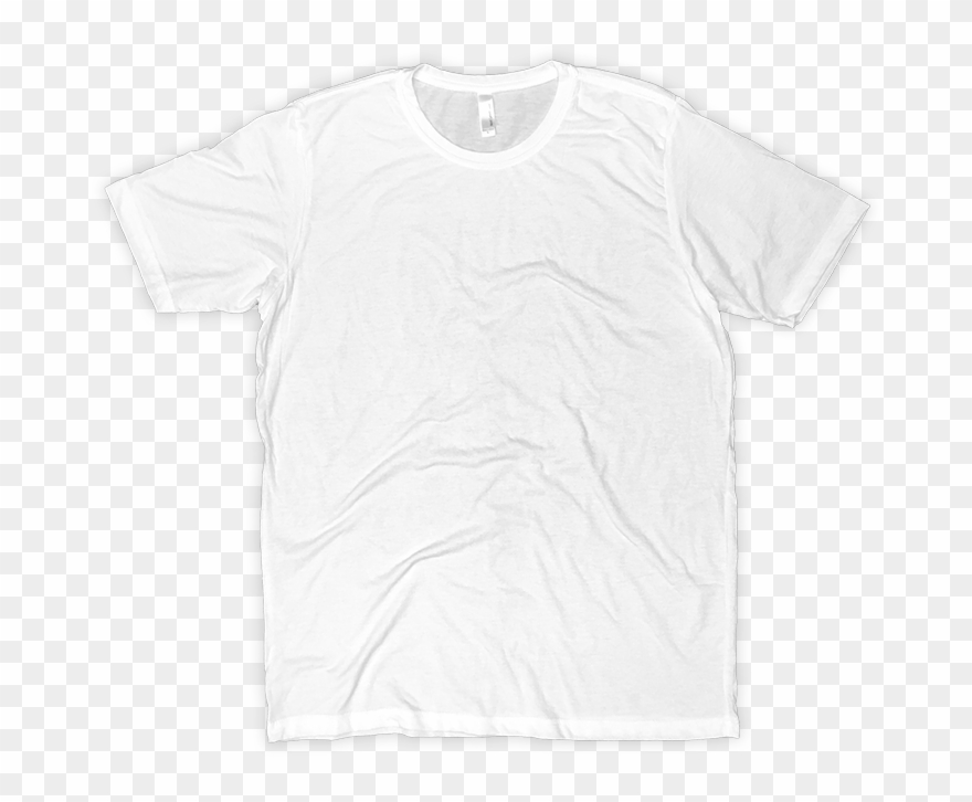 White T Shirt Front And Back Png.