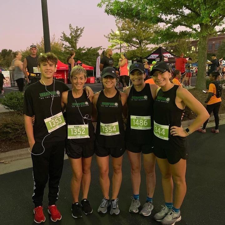 Half Marathon T.