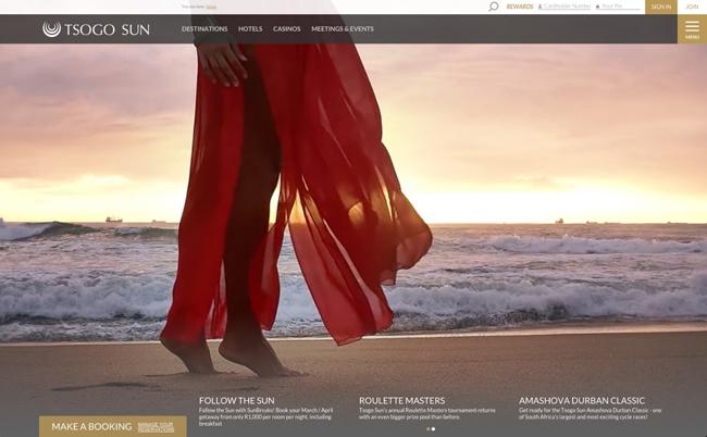 HeBS Digital Launches Tsogo Sun\'s New Brand Website, a.