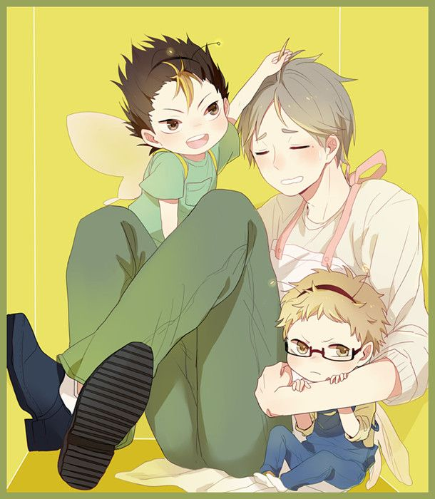 122 Best images about Haikyuu!! on Pinterest.