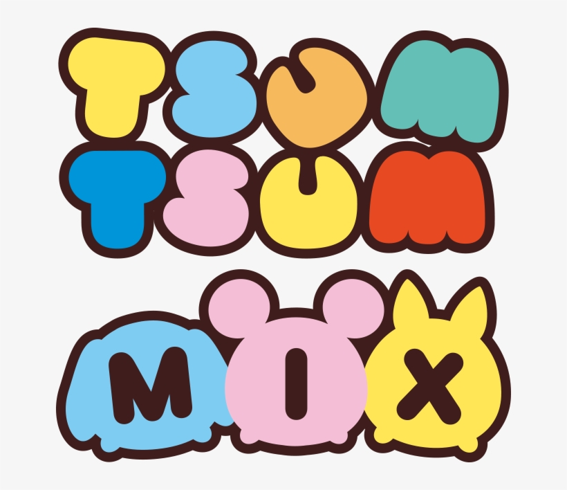 Disney Tsum Tsum Mix.