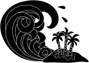 Tsunami Clipart.