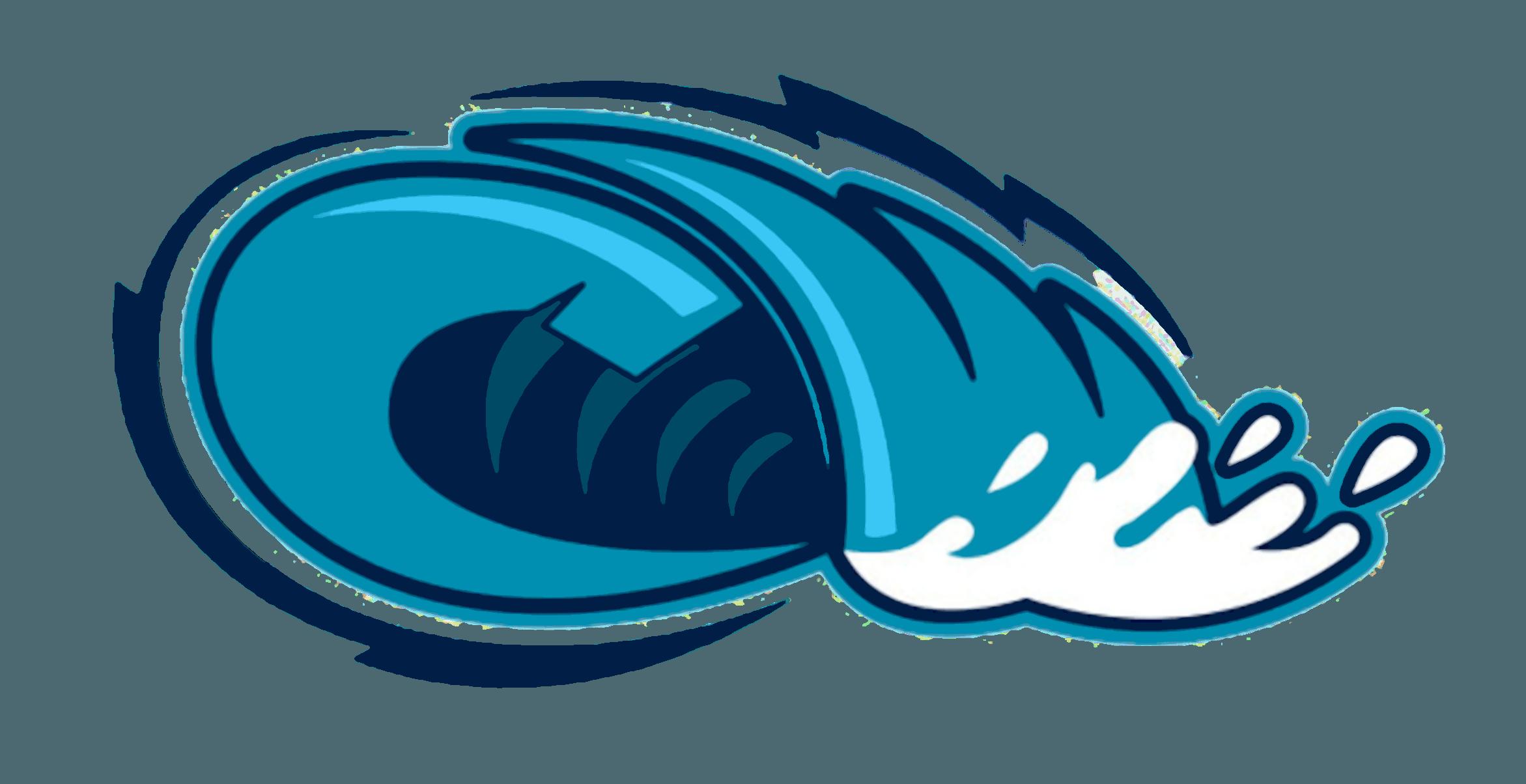Tsunami Wave Logo.