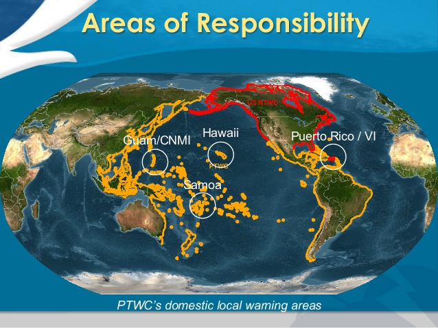 Pacific Tsunami Warning Center: Introduction to Tsunamis and PTWC Ope….