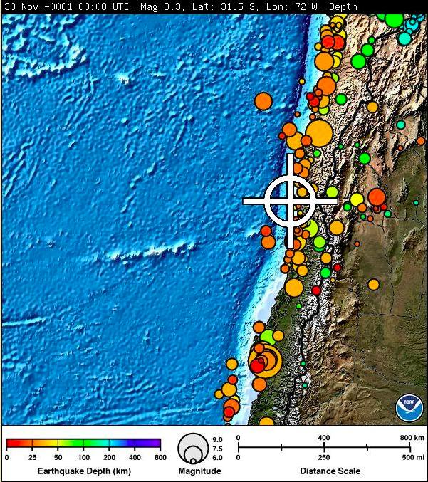 UPDATE: Hawaii under Tsunami Watch following 8.3 earthquake in.