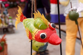 Decorative, Fish.