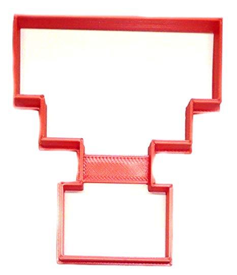 Amazon.com: TEXAS TECH UNIVERSITY RED RAIDERS TTU OUTLINE TT.