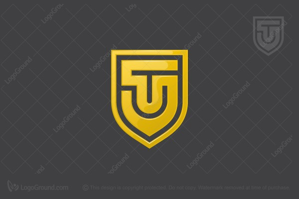 Exclusive Logo 131529, Tu Shield Logo.