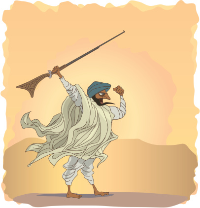 Tuareg Clip Art, Vector Images & Illustrations.