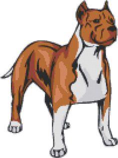 Norwegian Elkhound Dog Breed Cross Stitch Pattern and Tutorial.