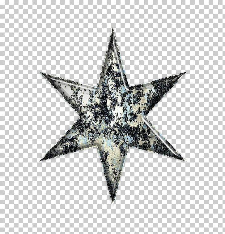 Christmas ornament Star, tube PNG clipart.