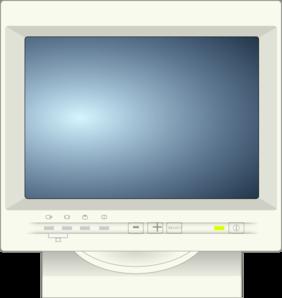 Color Monitor Clip Art at Clker.com.